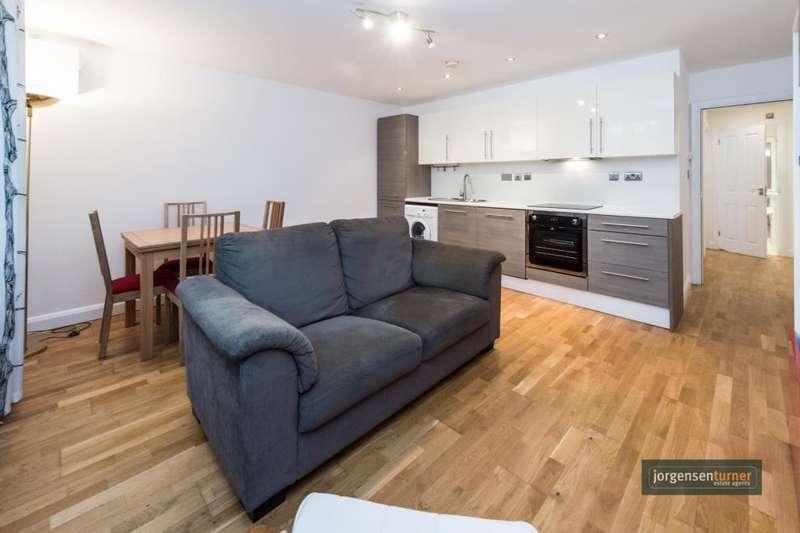3 Bedrooms Flat for sale in Brondesbury Road, Queens Park, London, NW6 6AS