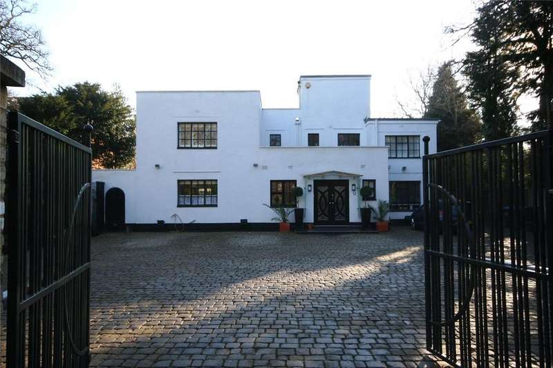5 Bedrooms Detached House for sale in Windsor Road, Gerrards Cross, Buckinghamshire