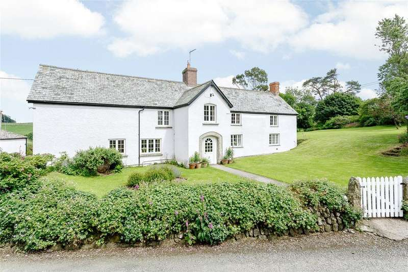 6 Bedrooms Detached House for sale in Bradstone, Tavistock, Devon