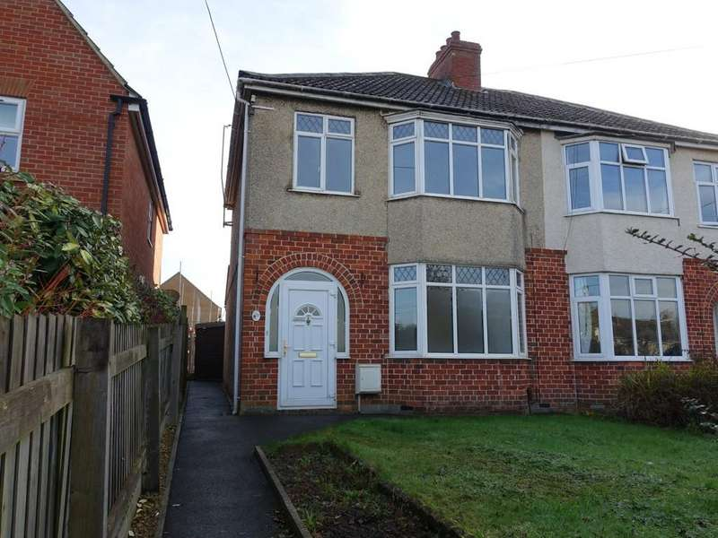 3 Bedrooms Semi Detached House for sale in Frome Road, Trowbridge