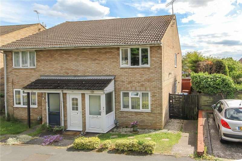1 Bedroom Flat for sale in Lords Wood, Welwyn Garden City, Hertfordshire