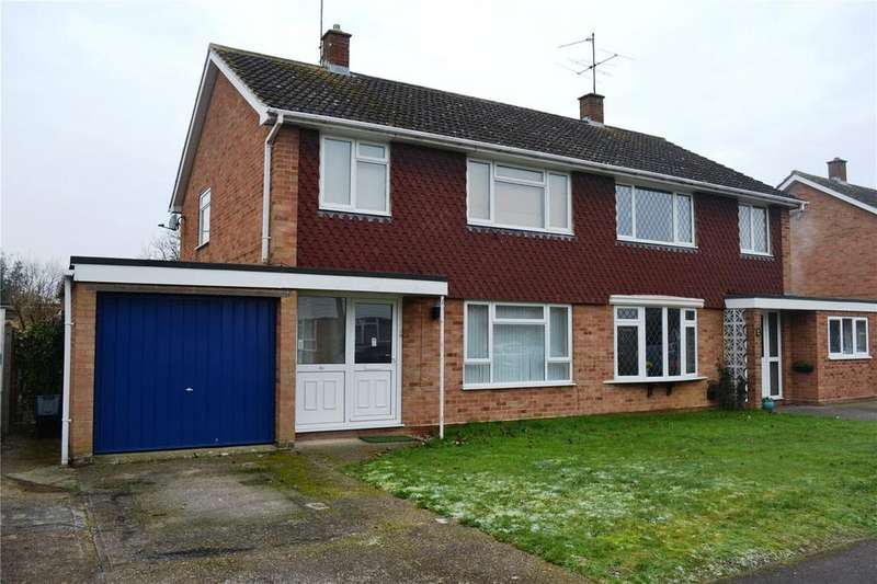3 Bedrooms Semi Detached House for sale in Wensley Close, Twyford, Berkshire, RG10
