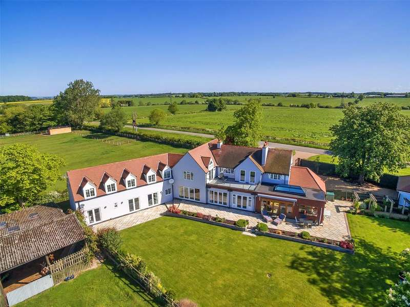 6 Bedrooms Unique Property for sale in Thorpe in the Glebe, Nottinghamshire