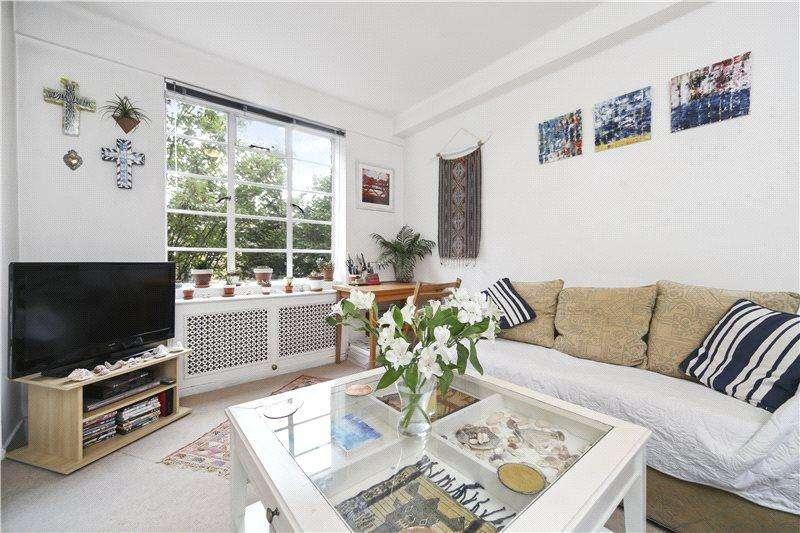 1 Bedroom Flat for sale in The Grampians, Shepherds Bush Road, Brook Green, London, W6