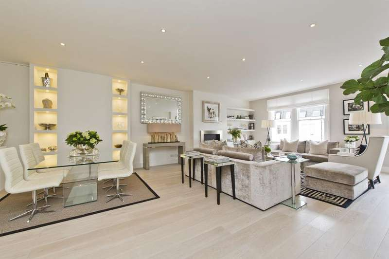 3 Bedrooms Flat for sale in Sinclair Road, Brook Green W14