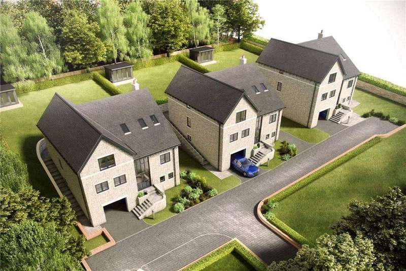 5 Bedrooms Detached House for sale in The Sycamores, The Grove, Grove Lane, Leeds, West Yorkshire