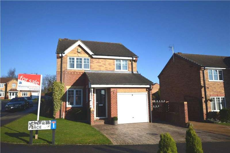 3 Bedrooms Detached House for sale in Hopefield Place, Rothwell, Leeds, West Yorkshire