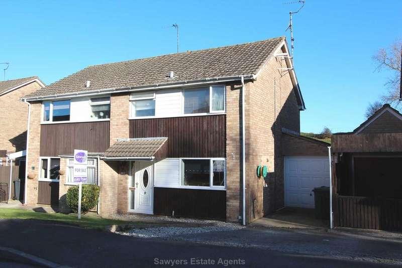 3 Bedrooms Semi Detached House for sale in Elmlea Road, Kings Stanley