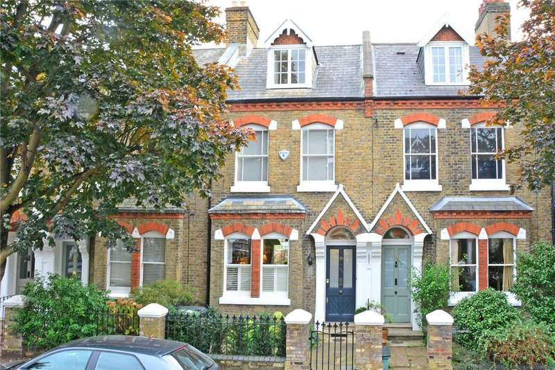 3 Bedrooms Terraced House for sale in Quentin Road, London, SE13