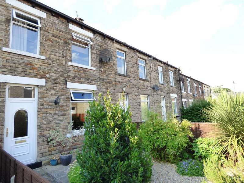2 Bedrooms Terraced House for sale in Mayfield Terrace, Cleckheaton, BD19