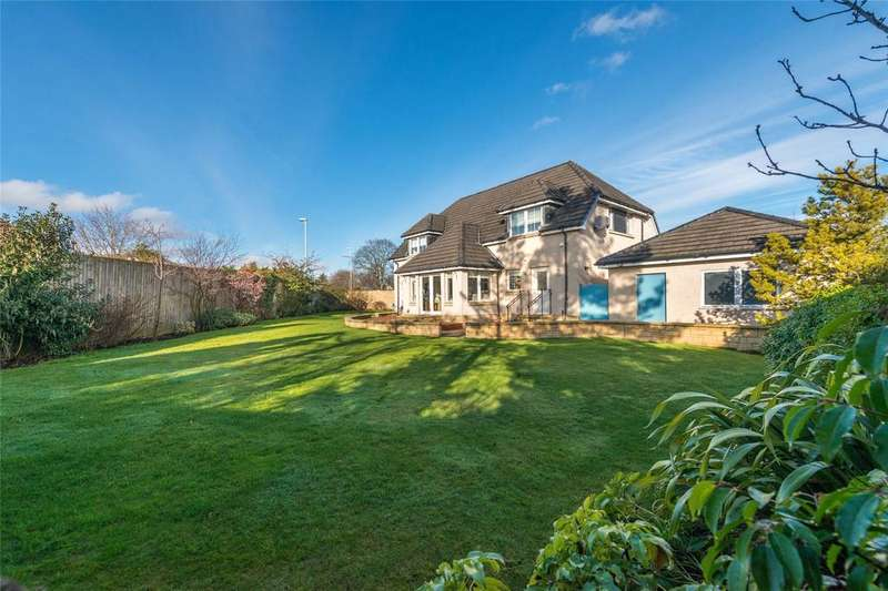 5 Bedrooms Detached House for sale in 4 Seafield Close, Bilston, Midlothian
