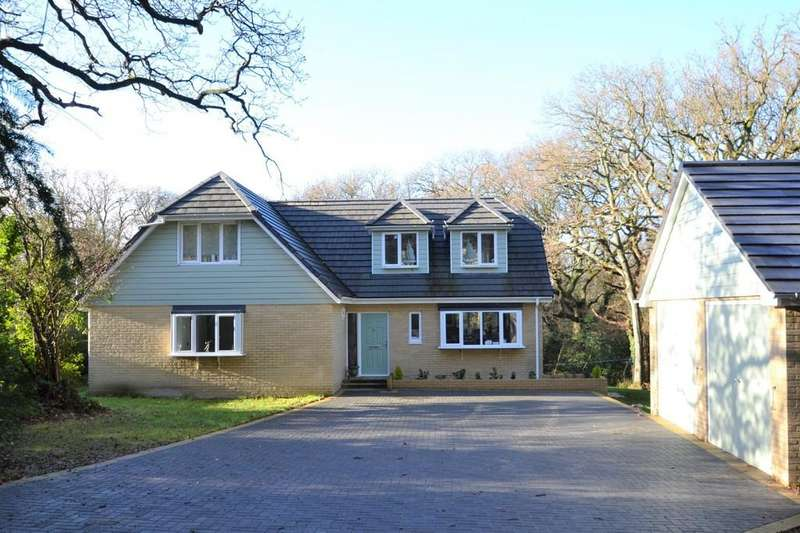 5 Bedrooms Detached Bungalow for sale in Fishbourne Lane, Ryde