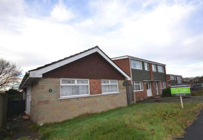 2 Bedrooms Detached Bungalow for sale in Central Way, Sandown