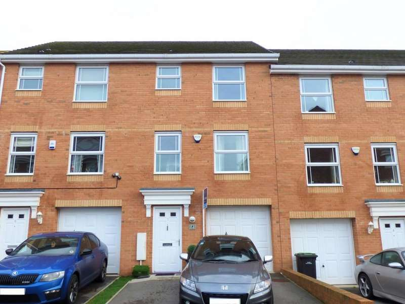 4 Bedrooms Town House for sale in Dreswick Court, Murton, Seaham