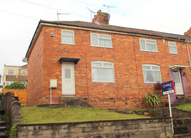 3 Bedrooms End Of Terrace House for sale in Brooklyn Road, Bedminster Down, BRISTOL, BS13