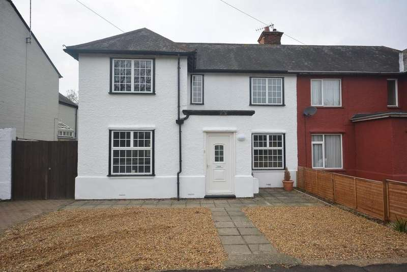 3 Bedrooms Semi Detached House for sale in Park Avenue, Chelmsford, CM1