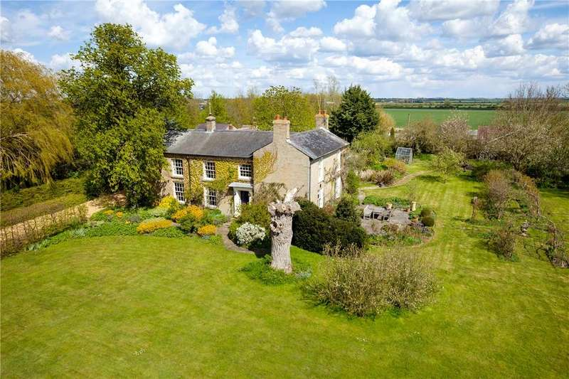 5 Bedrooms Detached House for sale in Sutton Road, Haddenham, Ely, Cambridgeshire, CB6