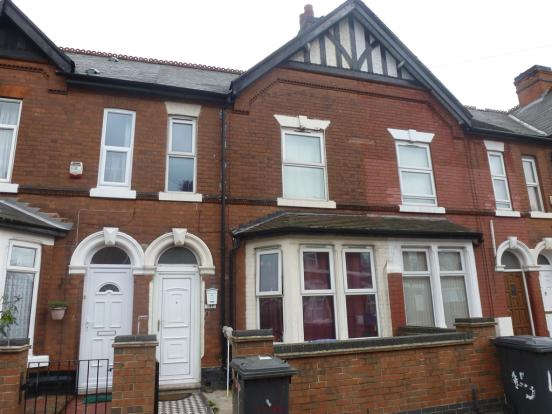4 Bedrooms Terraced House for sale in Dairyhouse Road, Derby, DE23