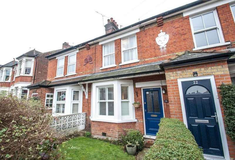 3 Bedrooms Terraced House for sale in Park Road, Brentwood, Essex, CM14
