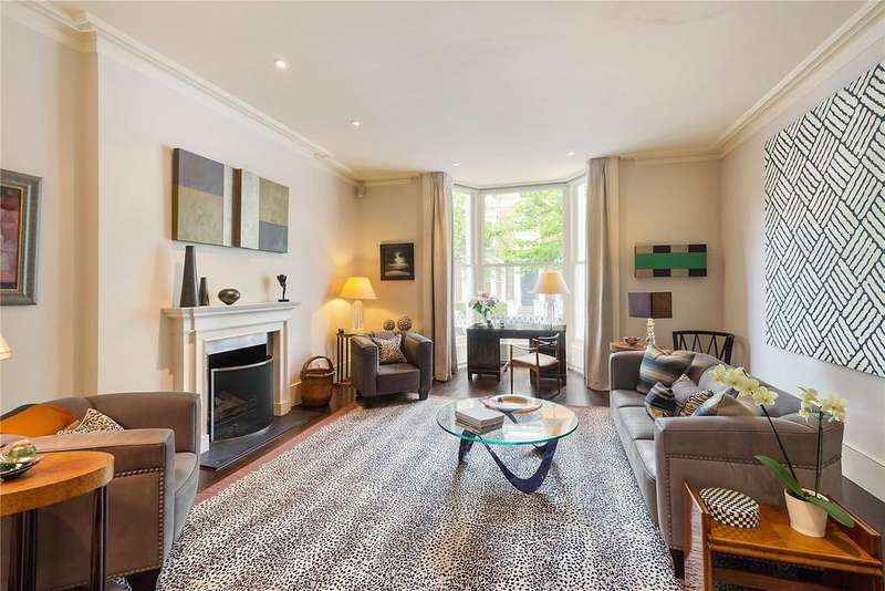 3 Bedrooms Flat for sale in Lower Addison Gardens, London