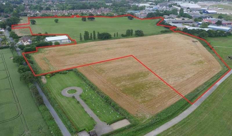 Land Commercial for sale in Old Catton, Norwich