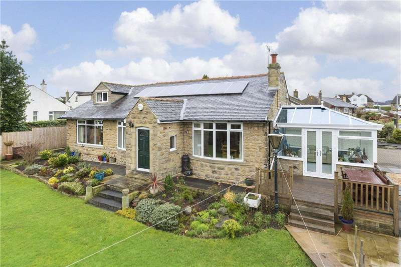 4 Bedrooms Detached House for sale in Otley Road, Eldwick, Bingley, West Yorkshire