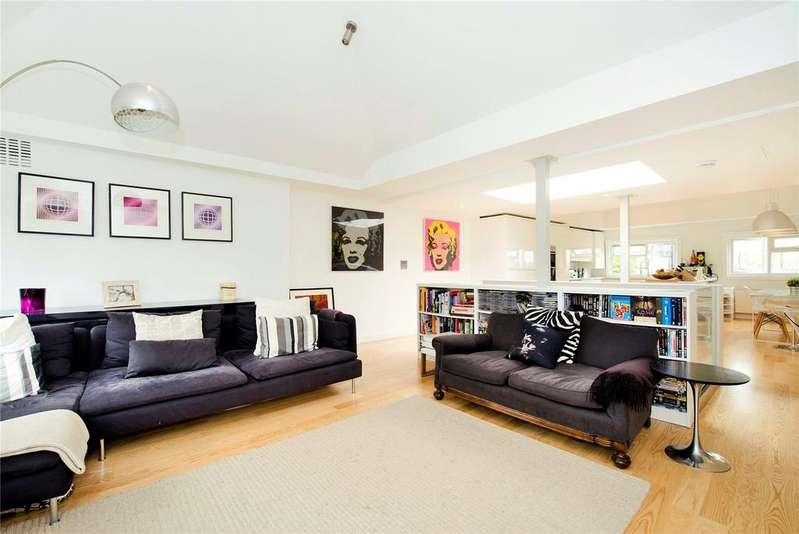 3 Bedrooms Flat for sale in Abercorn Place, St John's Wood