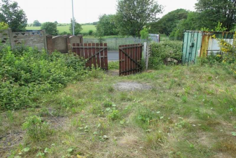 Land Commercial for sale in Booths Brow Road Garswood Wigan