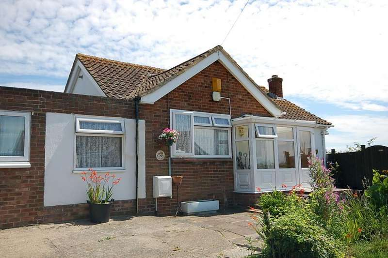 2 Bedrooms Detached Bungalow for sale in Cresta Close, Studd Hill, Herne Bay