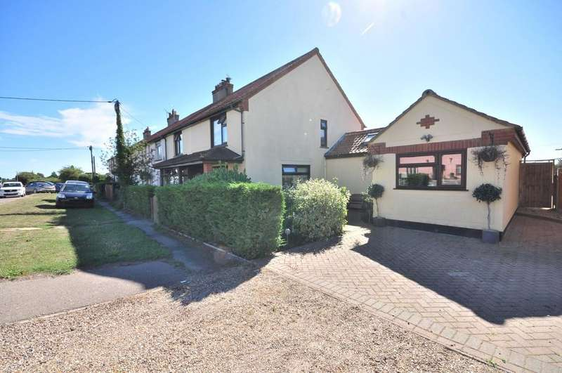 4 Bedrooms End Of Terrace House for sale in Thorpe Road, Weeley, Clacton-on-Sea