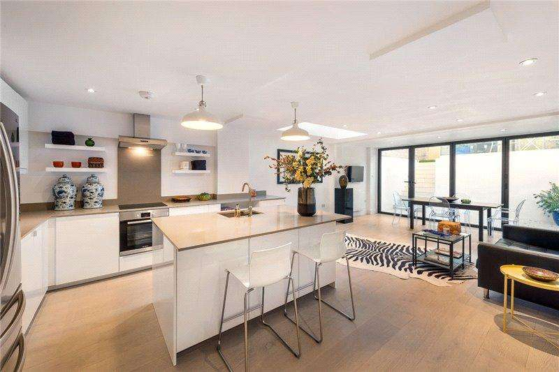2 Bedrooms Maisonette Flat for sale in Ifield Road, West Chelsea, London, SW10