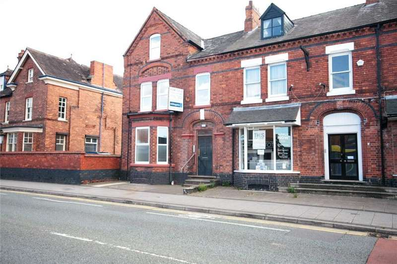 5 Bedrooms Apartment Flat for sale in Nantwich Road, Crewe, Cheshire, CW2
