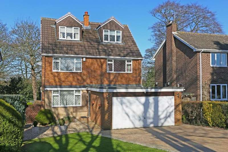 4 Bedrooms Detached House for sale in Pledwick Crescent, Sandal, Wakefield