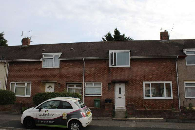 2 Bedrooms Terraced House for sale in Elgin Road, Hartlepool