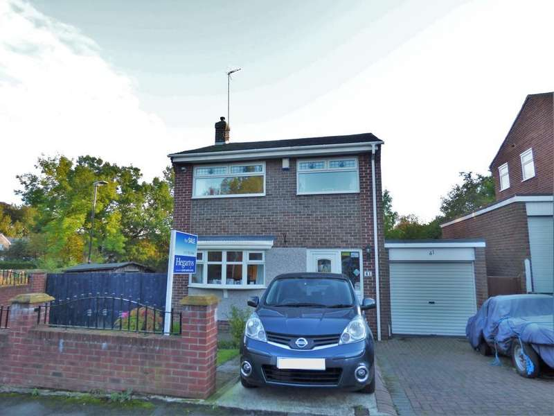 3 Bedrooms Detached House for sale in Alder Close