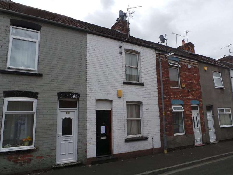 2 Bedrooms Terraced House for sale in Clinton Terrace, Gainsborough