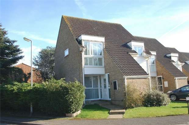 4 Bedrooms Detached House for sale in Tynedale, London Colney, St Albans, Hertfordshire