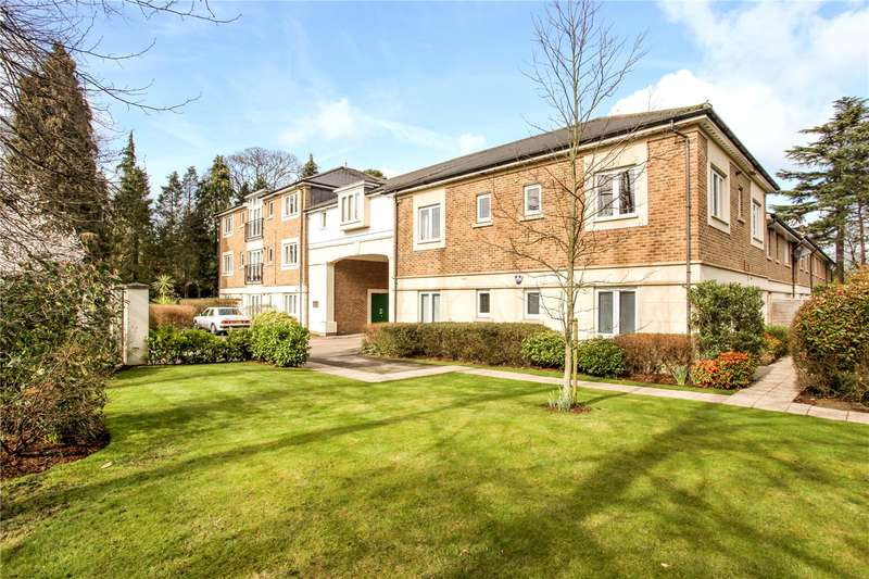 2 Bedrooms Flat for sale in Paynetts Court, Weybridge, Surrey, KT13