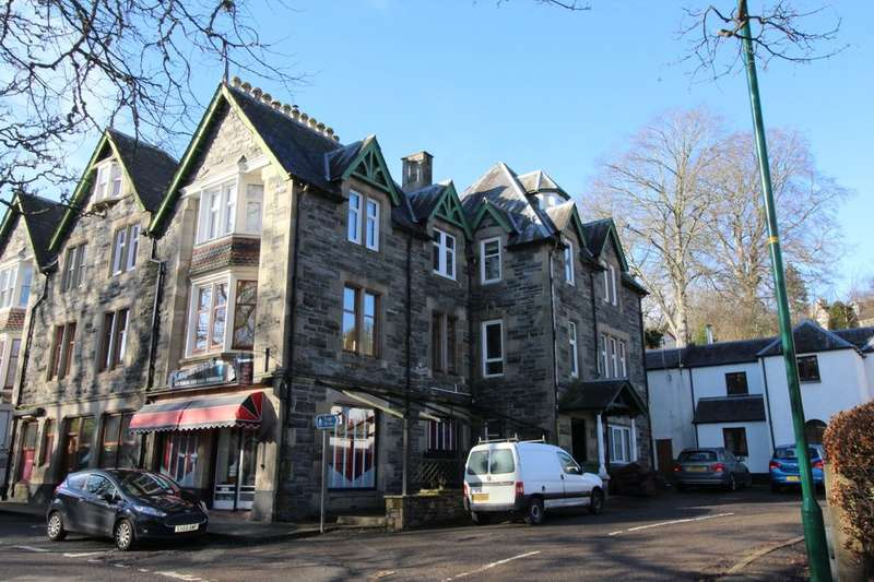 2 Bedrooms Flat for sale in Strathpeffer, IV14