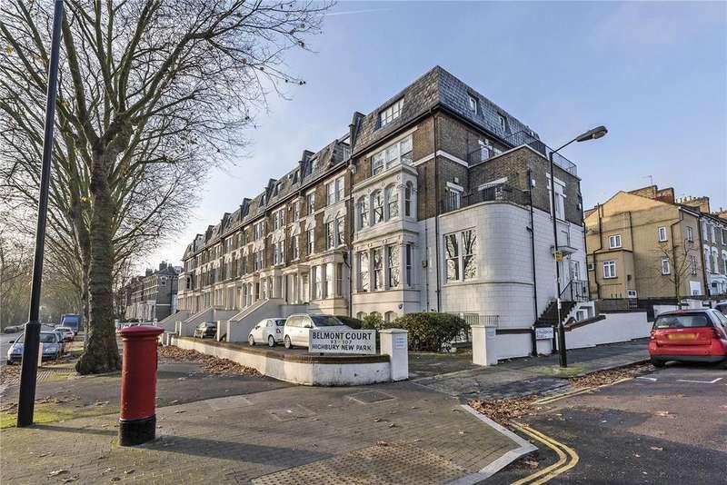 1 Bedroom Flat for sale in Belmont Court, Highbury New Park, London, N5