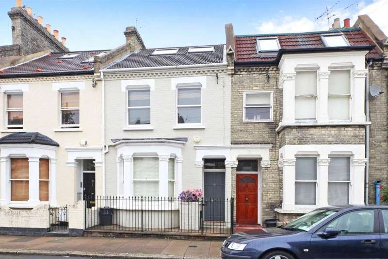 4 Bedrooms Terraced House for sale in Averill Street, Fulham/Barons Court, London, W6