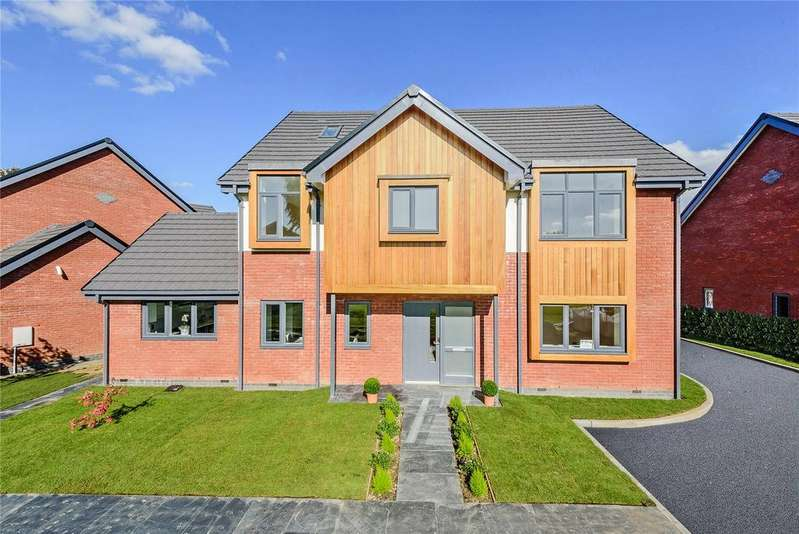 6 Bedrooms Detached House for sale in St. Andrews Road, Shrewsbury