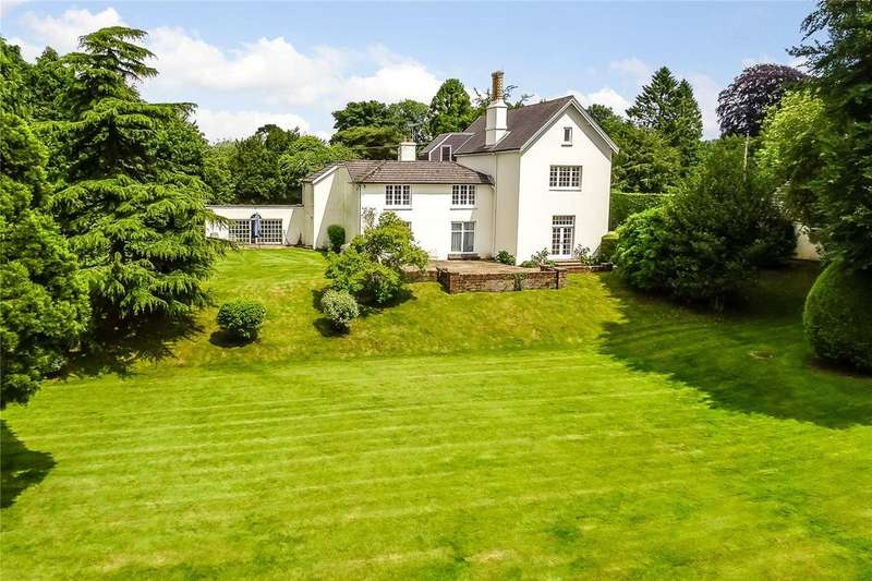 6 Bedrooms Detached House for sale in Wield Road, Medstead, Alton, Hampshire