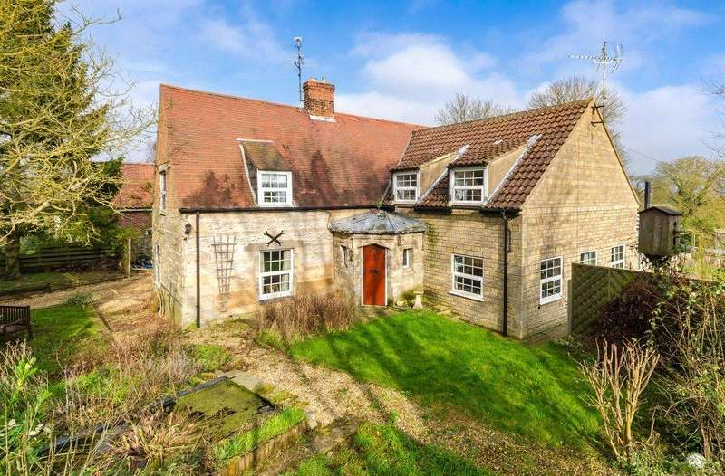 7 Bedrooms Detached House for sale in Kirkby Underwood Road, Aslackby, Sleaford, NG34