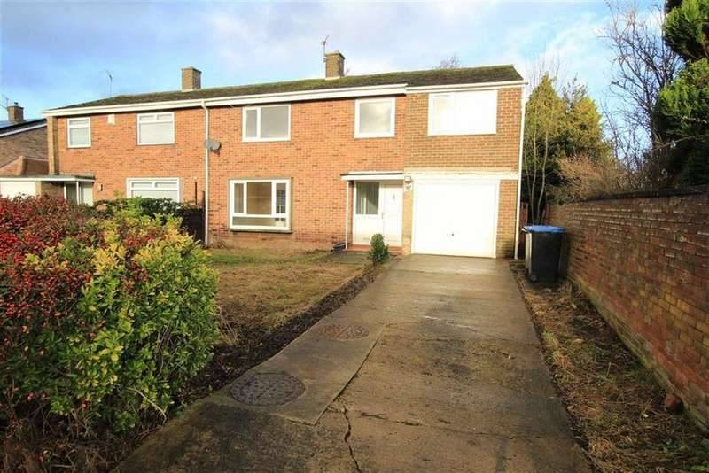4 Bedrooms Semi Detached House for sale in Langley Road, Newton Aycliffe, County Durham