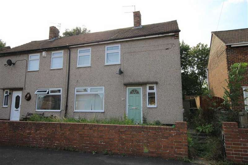 2 Bedrooms Semi Detached House for sale in Cedar Grove, Shildon, County Durham