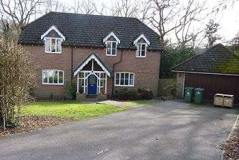 4 Bedrooms House for sale in Strawberry Hill, Locks Heath, Southampton, SO31 7ES