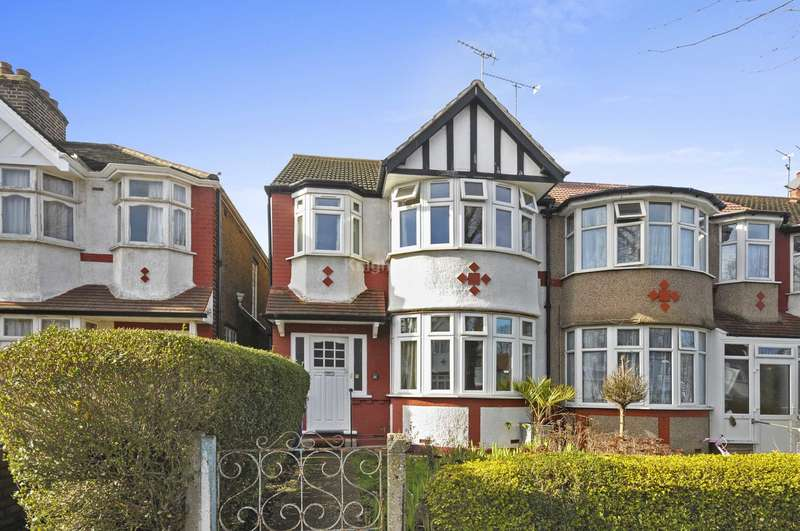4 Bedrooms End Of Terrace House for sale in Cleveley Crescent, Ealing, W5
