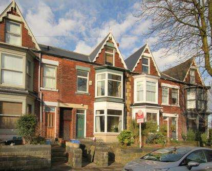 4 Bedrooms Terraced House for sale in Edgedale Road, Sheffield