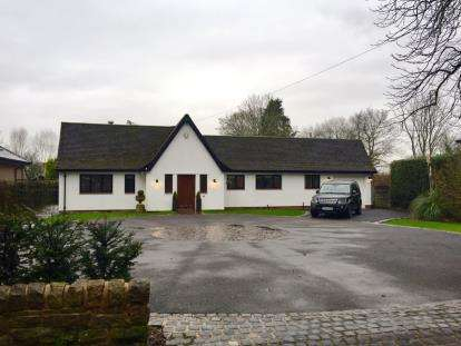 5 Bedrooms Bungalow for sale in Whittingham Lane, Broughton, Preston, Lancashire, PR3